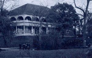 Hanscom Park pavilion